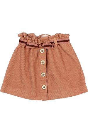 Buho Corduroy skirt - hazel