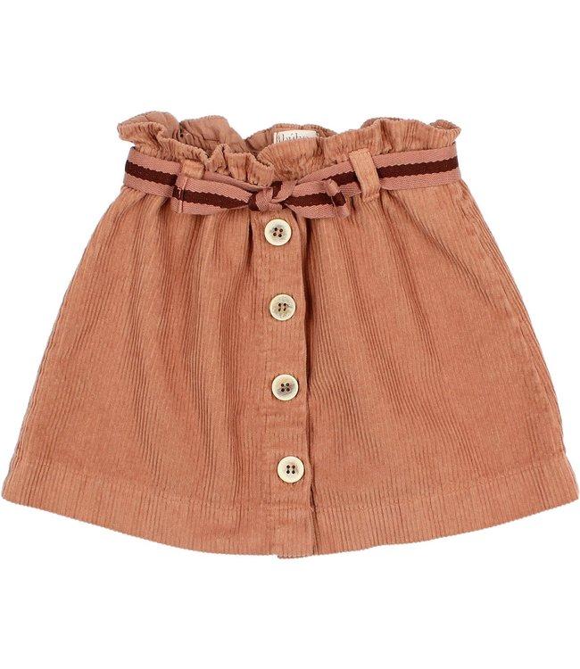 Corduroy skirt - hazel