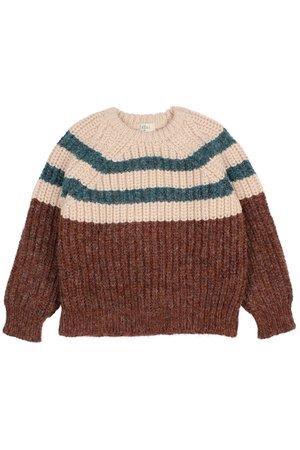 Buho Stripes knit jumper - only