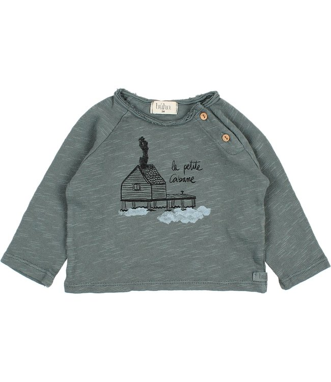 Cabane t-shirt - north sea
