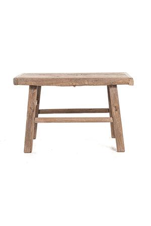 Side table elm - L70 cm
