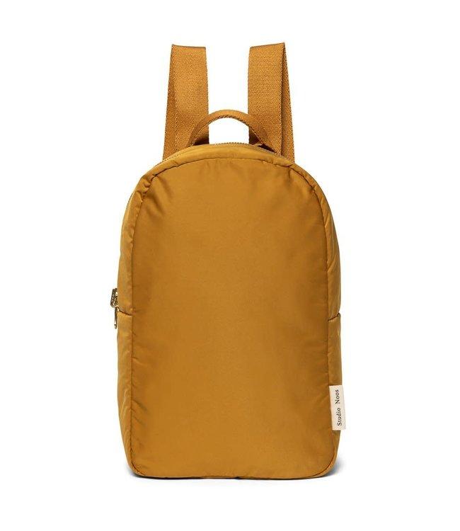 Studio Noos Ochre puffy backpack