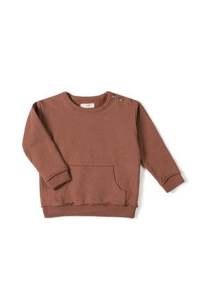 Nixnut Kangaroo sweater - jam