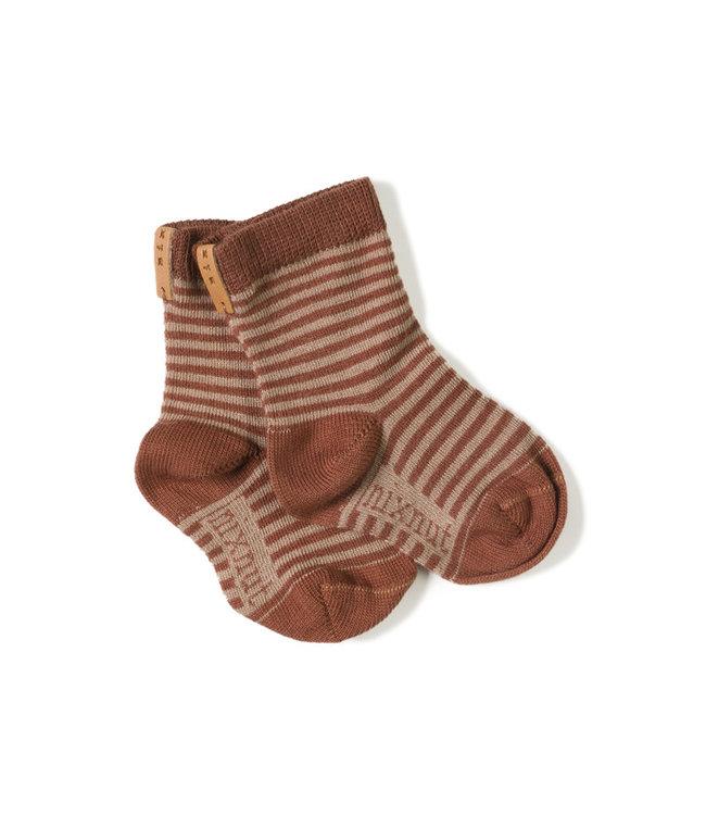 Socks - stripe jam