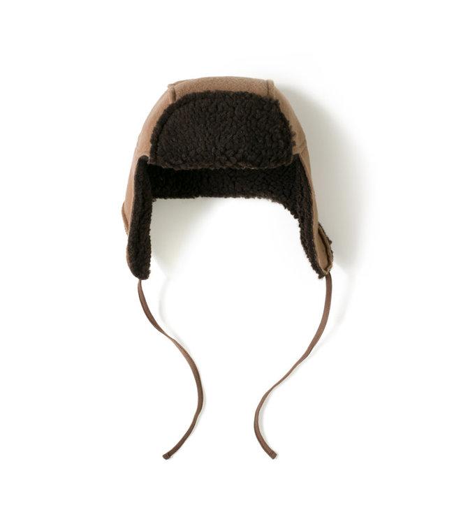 Winter hat - choco