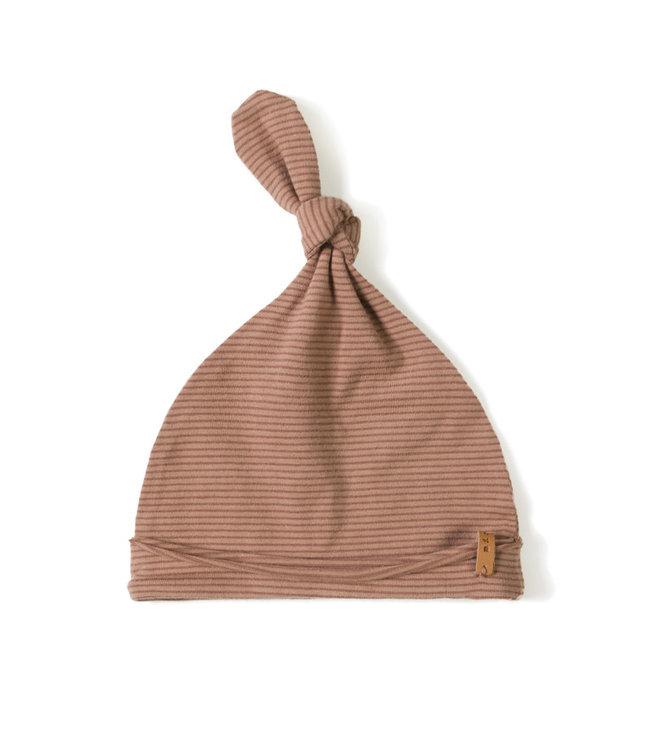 Newbie hat  - stripe jam