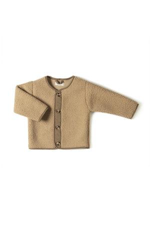 Nixnut Teddy vest - camel