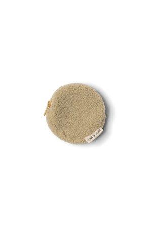 Studio Noos Pastel pistache wallet