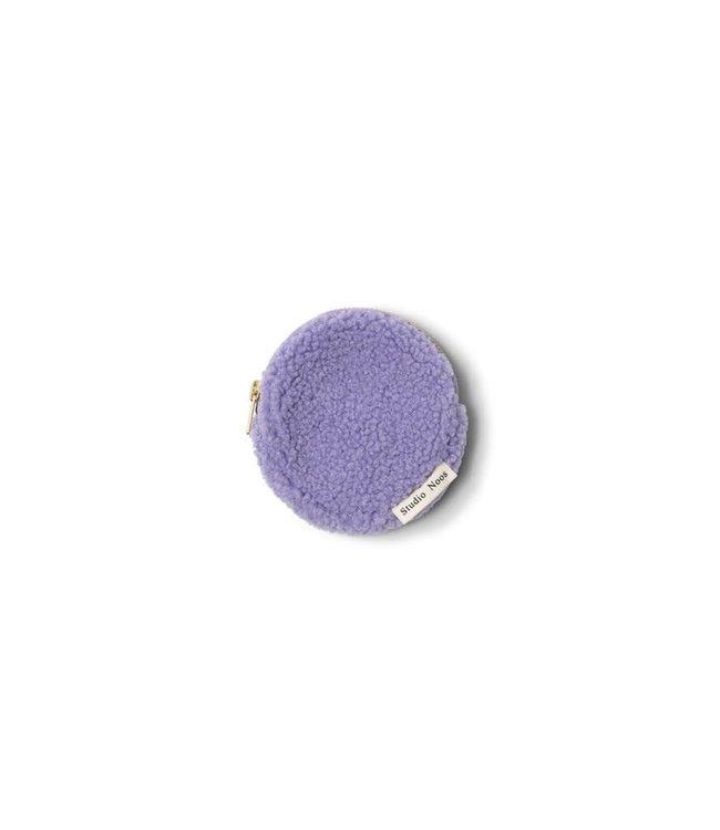 Pastel lilac wallet