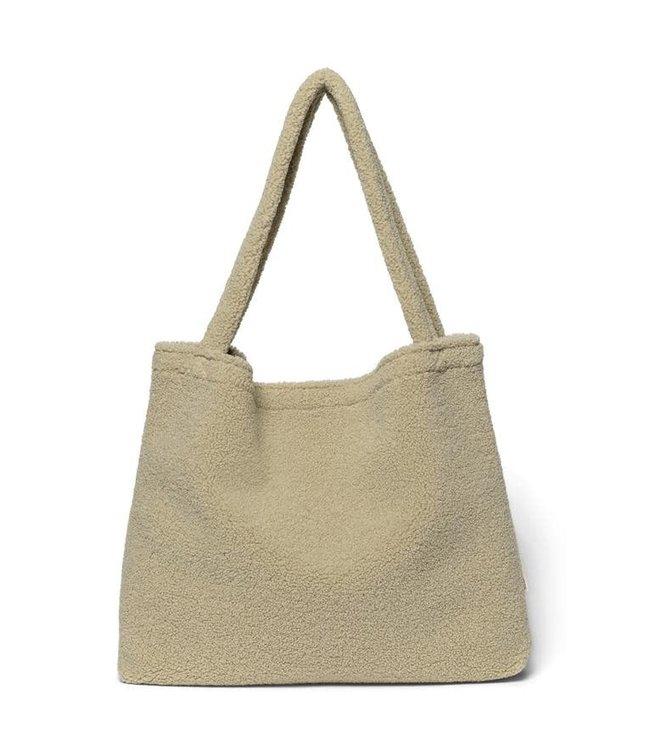Studio Noos Pastel pistache mom-bag