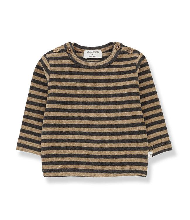 Sandro t-shirt brandy