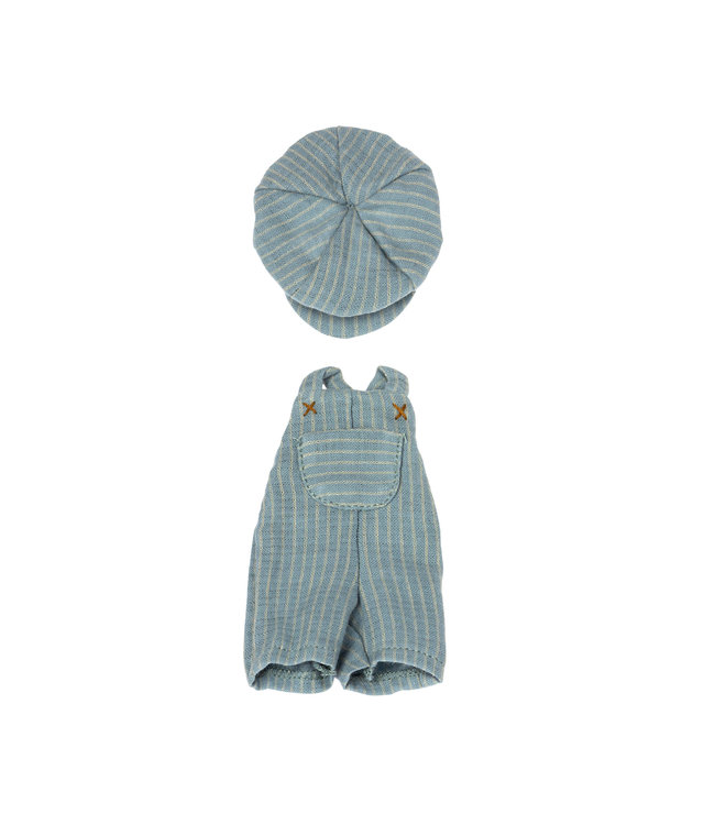Maileg Overall and cap for teddy junior
