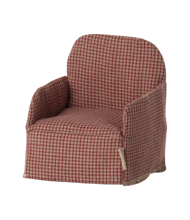 Chair, mouse - red