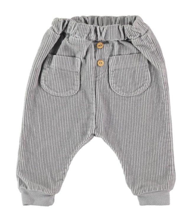 Pau corduroy pants - grey