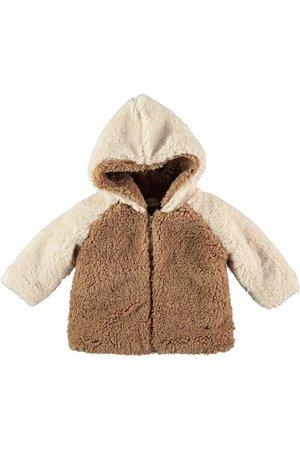 Bean's Barcelona Bruc combi polar jacket - ecru
