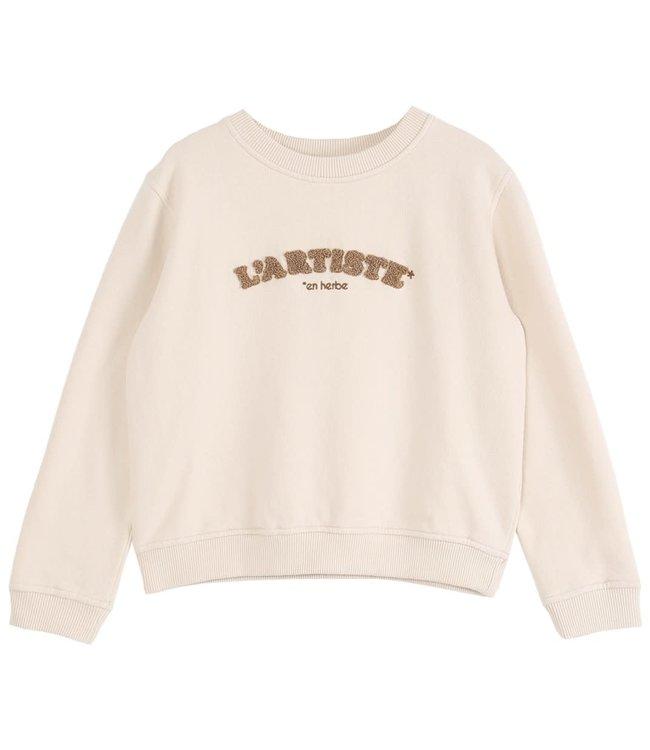 Sweatshirt - coquille