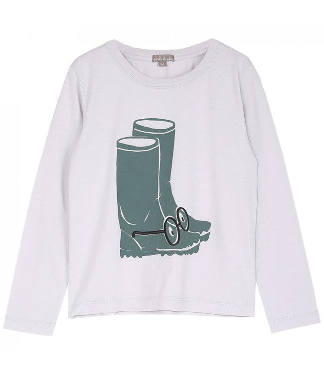 Tee shirt - brume bottes