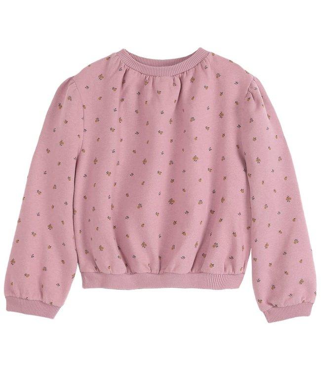 Sweatshirt - mirabelle bois