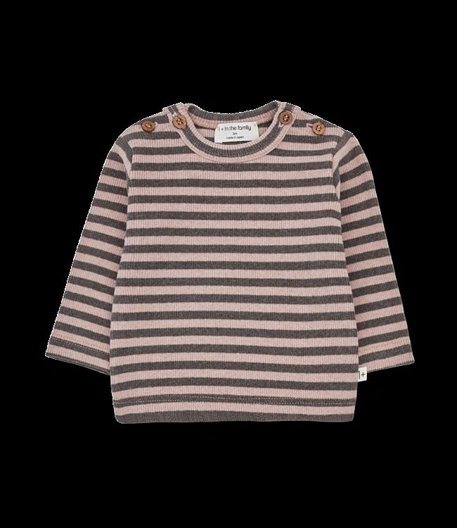 Sandro t-shirt - rose