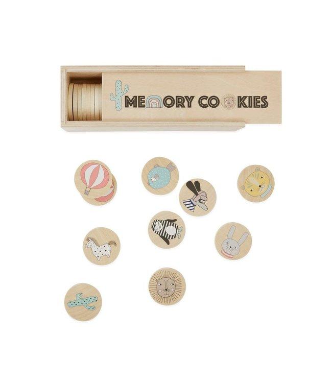 Cookies - memory game