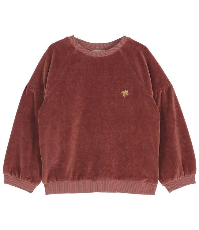 Sweatshirt - auburn