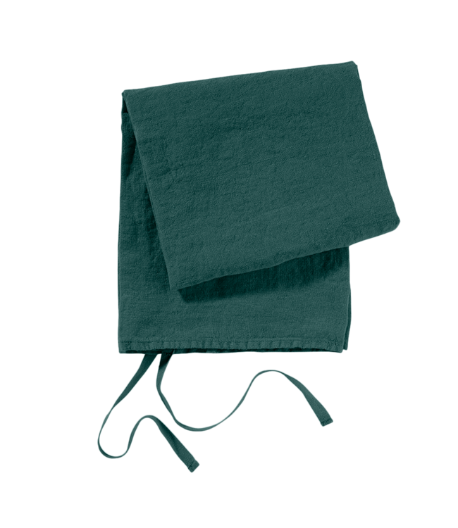 Dish towel - vintage green