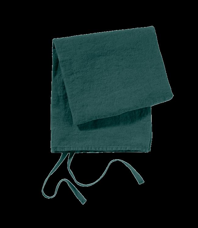 Linge Particulier Dish towel - vintage green