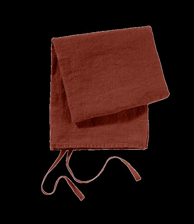 Linge Particulier Dish towel - sienna