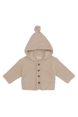 Kidwild Collective Sherpa baby jacket