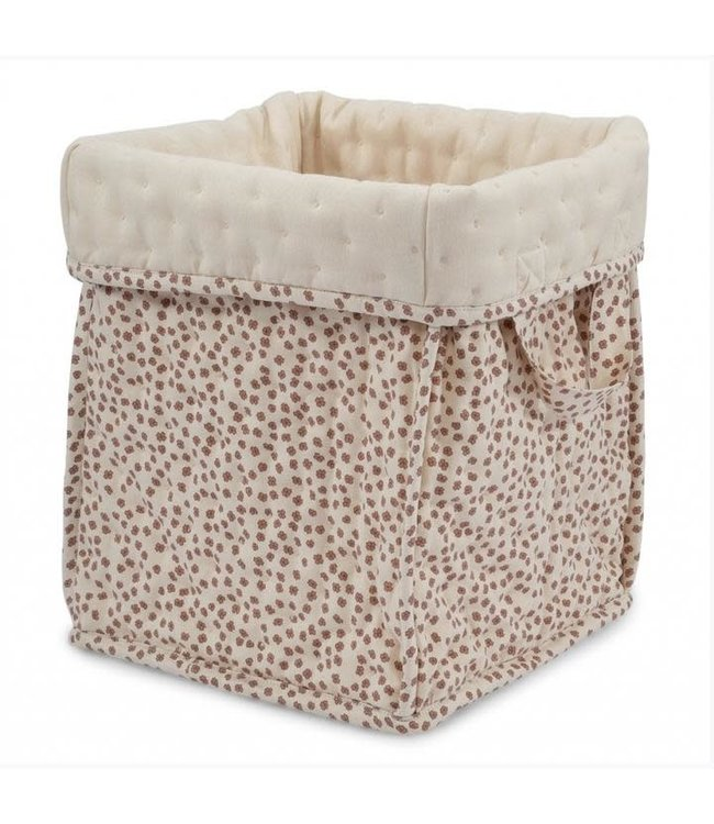 Konges Sløjd Small quilted box - buttercup rosa