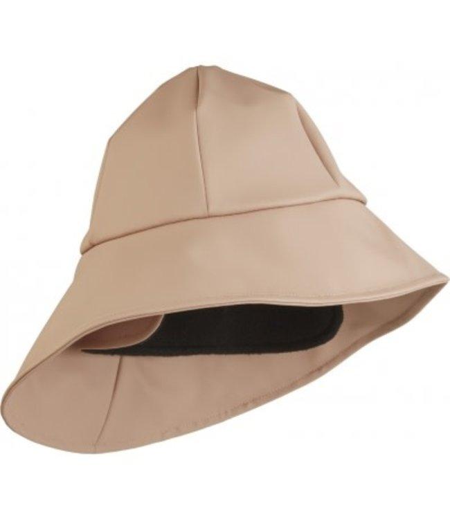 Liewood Monde southwest hat - dark rose