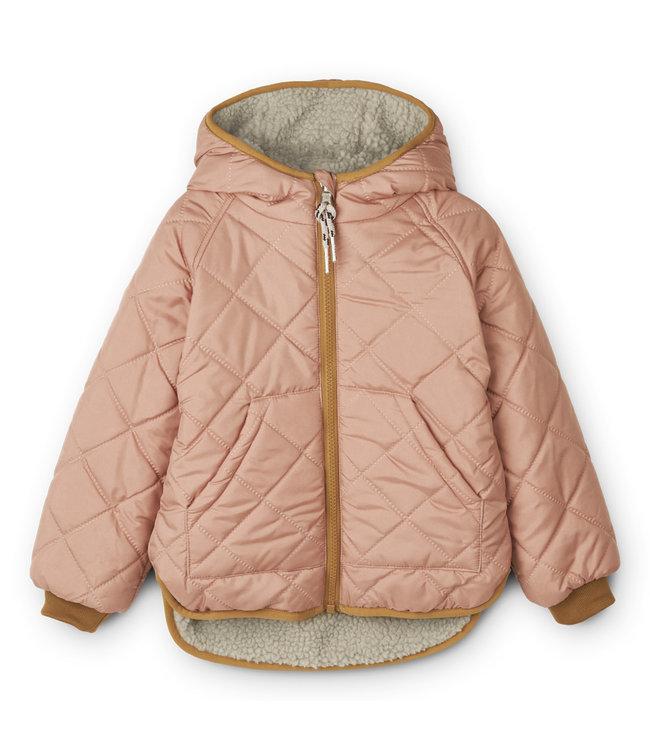 Jackson jacket - tuscany rose