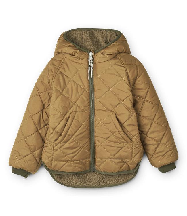 Liewood Jackson jacket - golden caramel