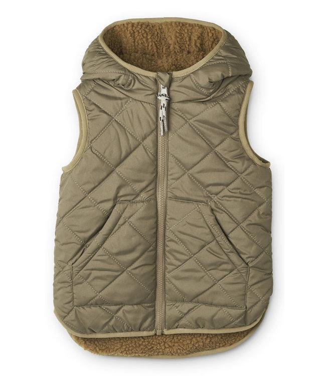 Liewood Diana vest - khaki
