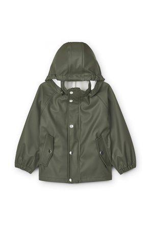 Liewood Serena rainwear set - hunter green