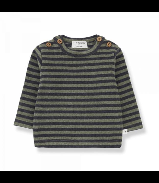 Sandro t-shirt - olive