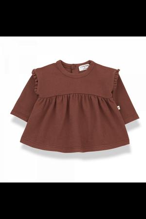 1+inthefamily Neus blouse - brick