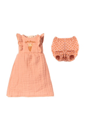 Maileg Dress, size 3
