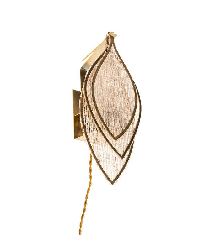 Ficus - ortie tisee wandlamp