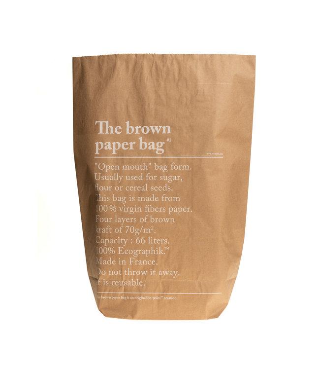 The brown paper bag