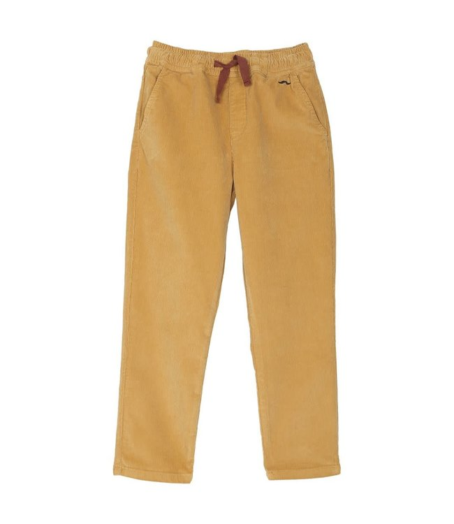 Pantalon - moutarde