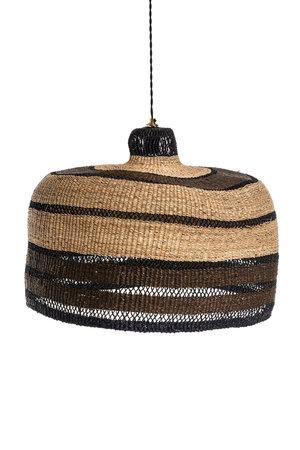 Hanging lamp high life 55cm - noisette