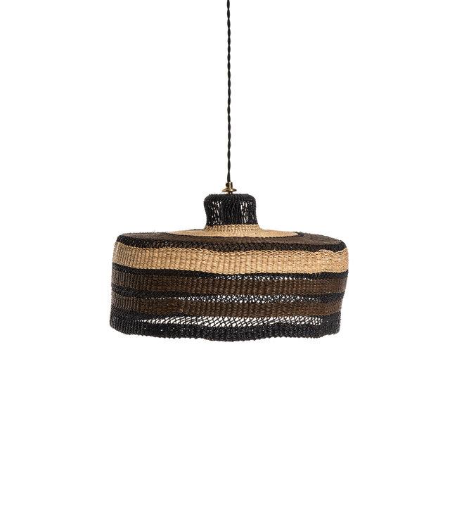 Hanging lamp high life 45cm - noisette