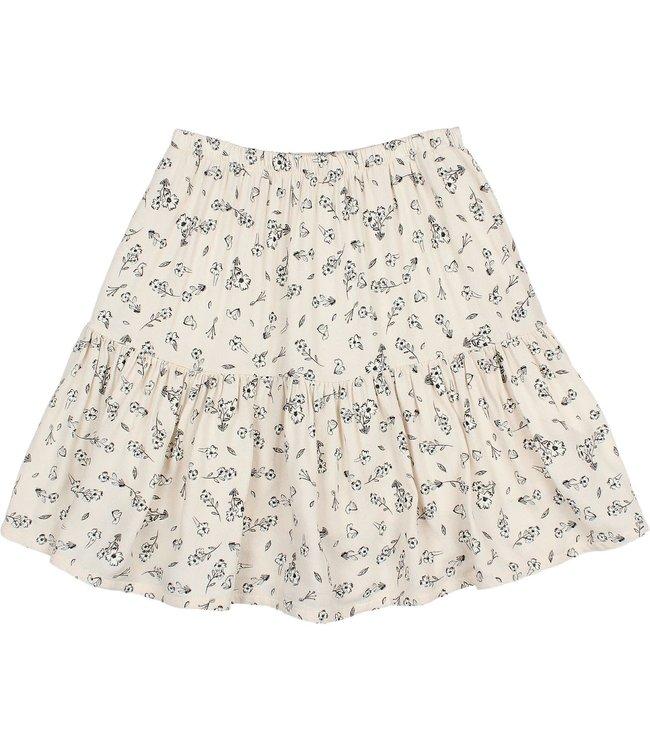 Blossom skirt - stone