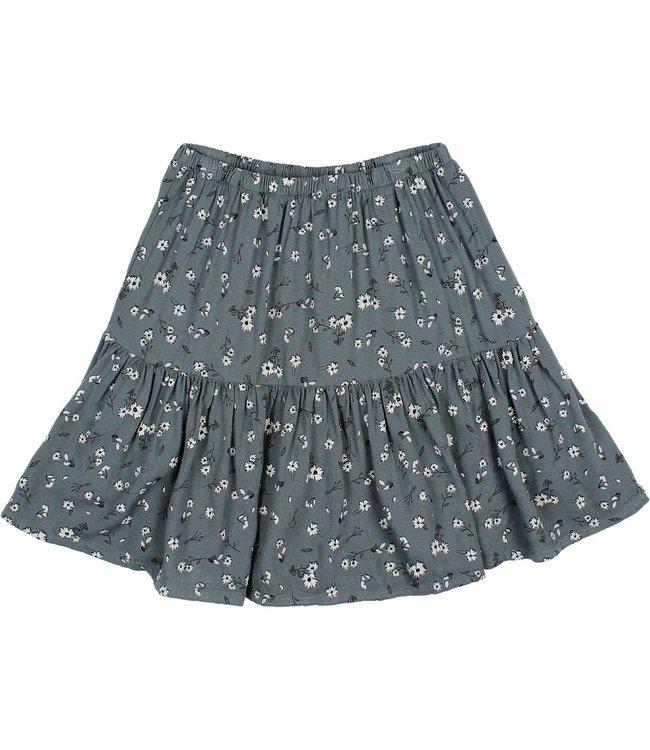 Buho Blossom skirt - north sea