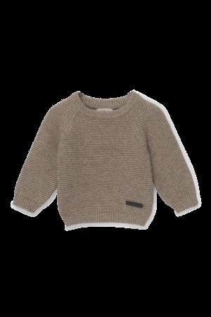 My little cozmo Condor baby knit jersey - beige