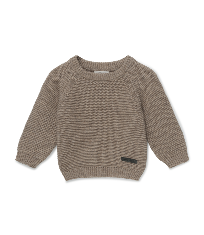 Condor baby knit jersey - beige