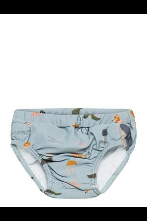 Liewood Frej baby swim pants - sea creature mix