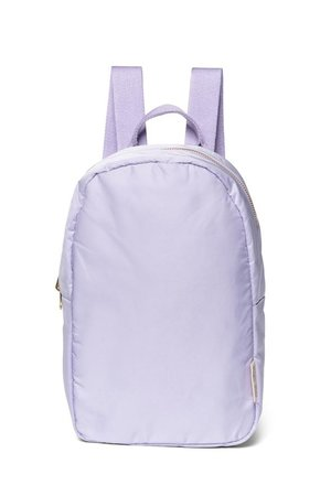 Studio Noos Lilac puffy backpack