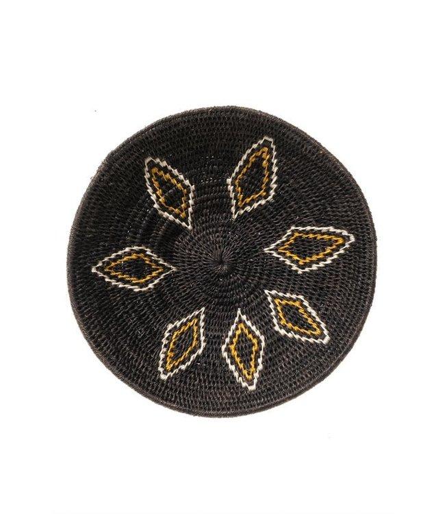 Sisal mand Zienzele aardetinten Ø20 cm #569